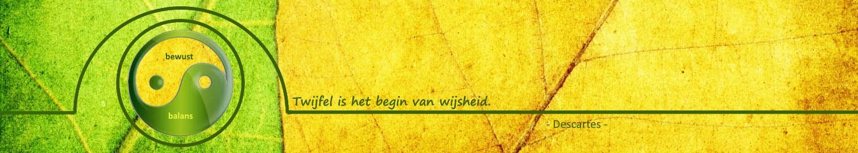 Descartes, Twijfel is het begin van wijsheid.